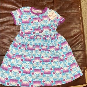 Hanna Anderson NWT girls dress size 6